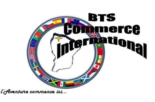 Le BTS Commerce International a sa page Facebook